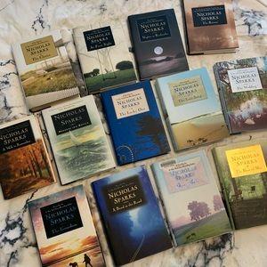 13 Nicholas Sparks Book